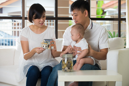 asian parent with property financing