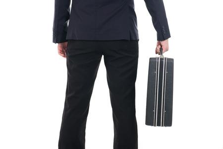 account executive: business bag close up