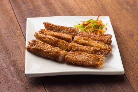 fried penang loh bak