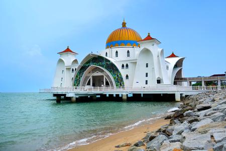6th JUne 2018,Melacca,Malaysia.Majid selat during noon