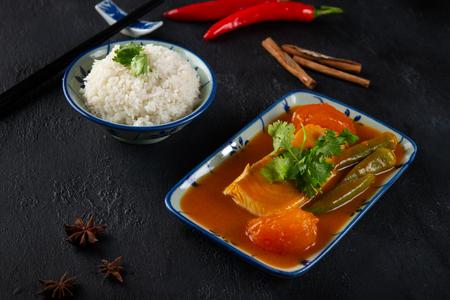 Popular Malaysian Dish nyonya