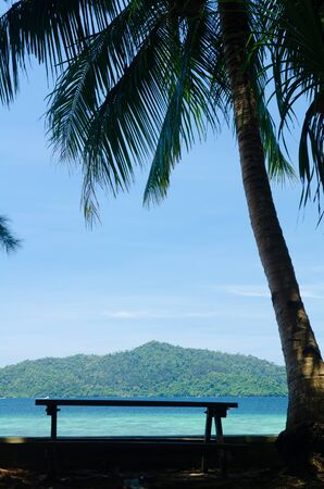 Sapi Island (Pulau Sapi) is the most visited island by tourists in Sabah