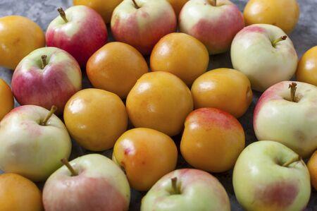Tasty and healthy berries. Fruit season.