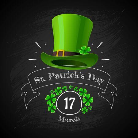 Illustration - Saint Patrick's day. Illustration