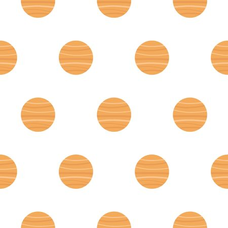 Venus planet pattern seamless vector repeat geometric for any web design