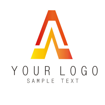 firm: Abstract sign for firm style