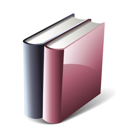 multi colored: Stack of multi colored books