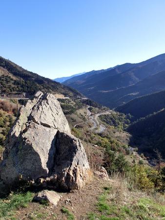 pyrenees: Pyrenees Stock Photo