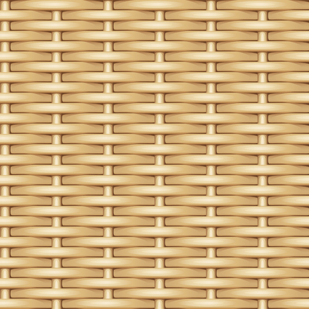Seamless vector texture of simple weaving of light