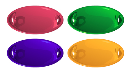 Set of colors for children