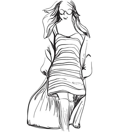 Fashion Sketch Model