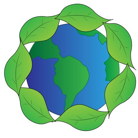 greening and protecting the planet