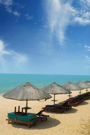 and sanya: Sanya, Chinas beautiful scenery of the beach