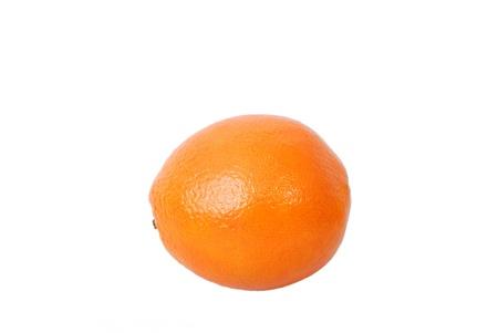 orange isolated on a white background Stock Photo - 10840991