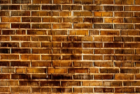 Red brick wall, square format Stock Photo - 13726877