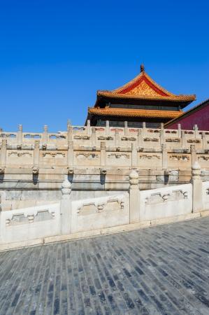 The Forbidden City in beijing Stock Photo - 14720352