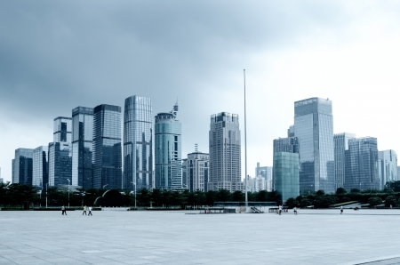 futurity: Now the urban landscape in china