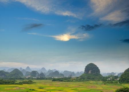 Guilin Beauty in guangxi,china photo