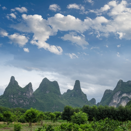 Guilin Beauty in guangxi,china photo