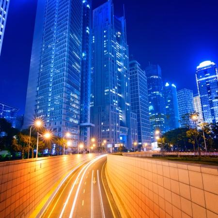 중국에서 Megacity 고속도로