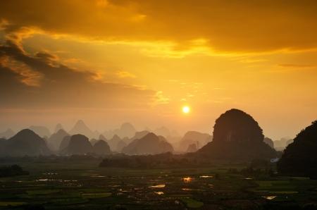 guilin: Beautiful natural scenery in Guilin