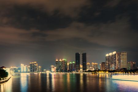 china business: China Guangzhou landscape in china