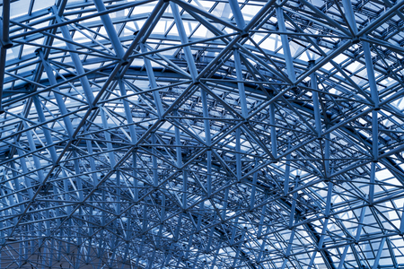 rigger: Steel roof in modern architecture