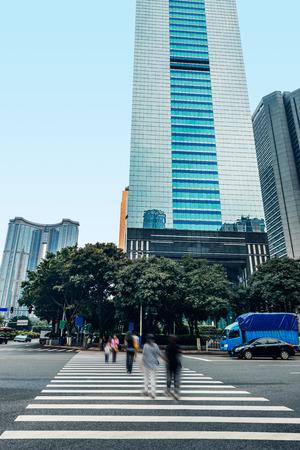 schlagbaum: Der Verkehr in der Stadt