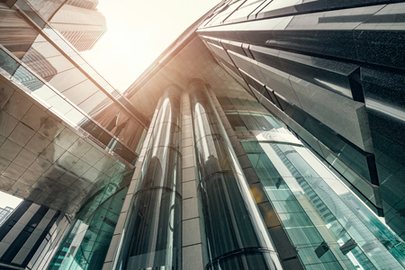 office building: the office building in city of guangzhou,china Stock Photo