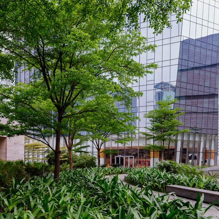 greening: The greening of the office building