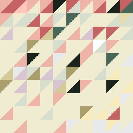Abstract geometric background. Vector graphics. 일러스트