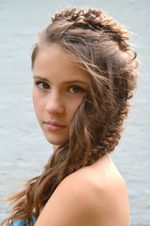 originative: creative hairstyle