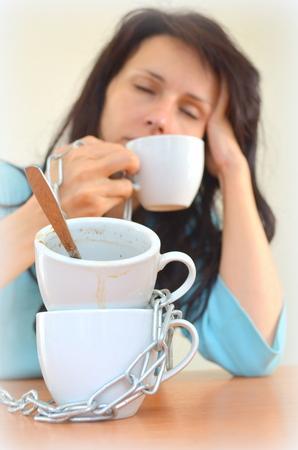 caffeine: caffeine dependence
