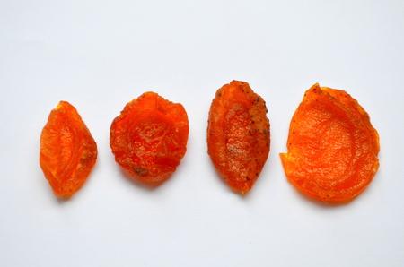 healing process: dried apricots Stock Photo