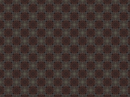 abstract pattern on linoleum with oriental pattern