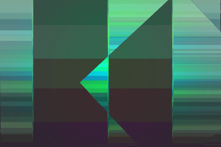 Abstract background with geometric shapes Banco de Imagens