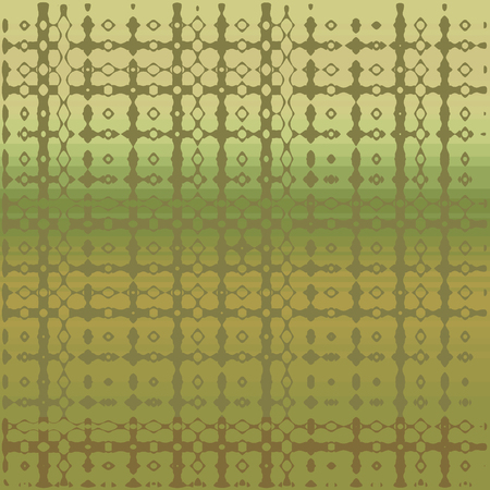Abstract background with a green pattern Banco de Imagens