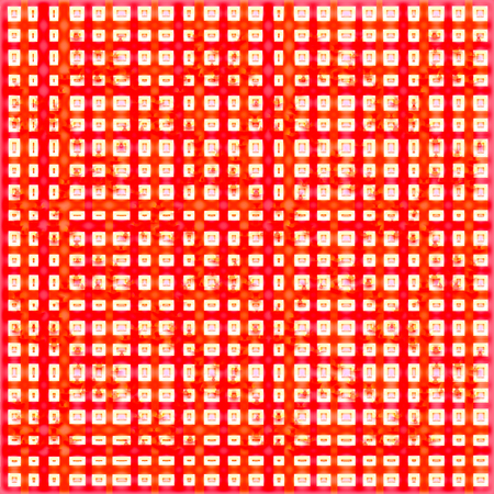 Background with abstract red pattern