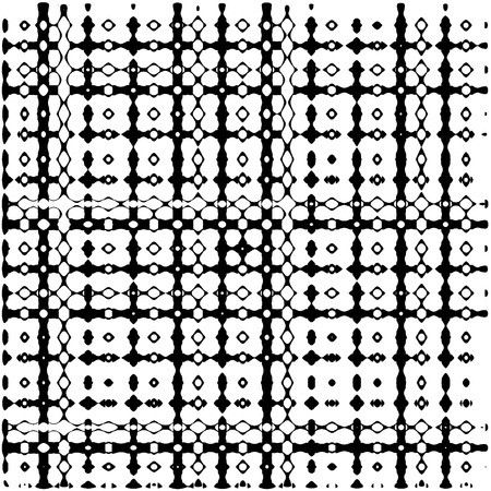 Abstract background with a black and white pattern Banco de Imagens
