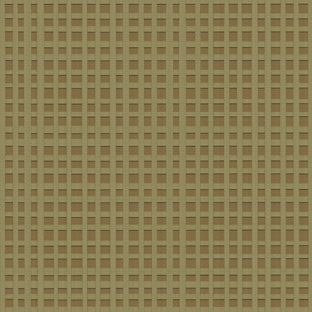 Checkered background of woven coarse cloth