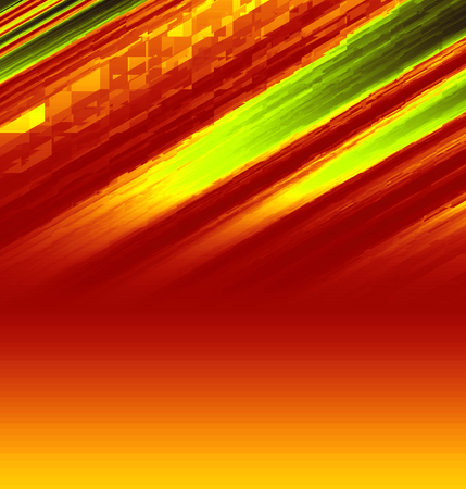 Vivid rich abstract background