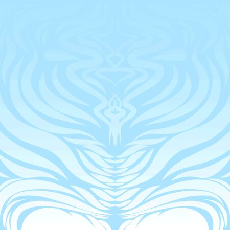abstract blue background with white stains, pattern and gradient Zdjęcie Seryjne