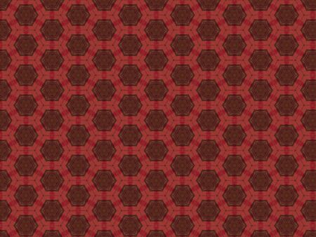 krakodil leather burgundy and red with geometric patterns and stars