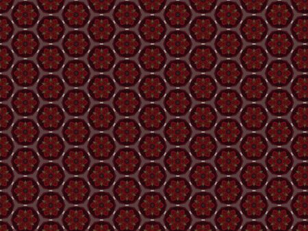 background with a pattern of leather and velvet with delicate gold threads Stock Photo