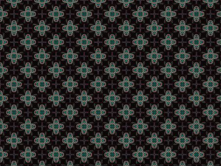 background repeating pattern cross braided from multi colored soft wire