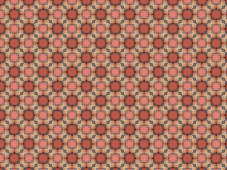 background repeating pattern roses plastic pink square blue brown ornament glossy
