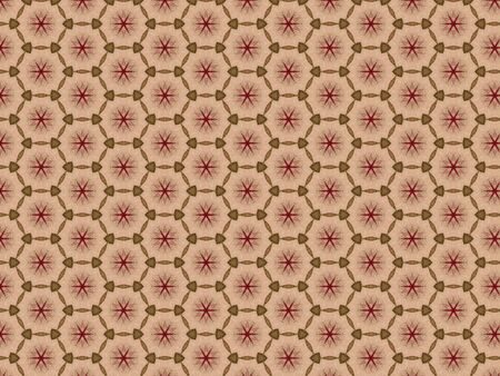 background fabric blanket with volumetric flowers pink red and green