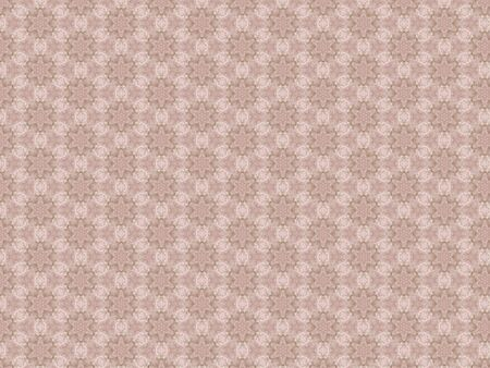 pink fabric background for dress decorated with delicate star-shaped pattern Stok Fotoğraf