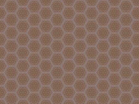 background linoleum on the floor geometric pattern brown gray matte ornament