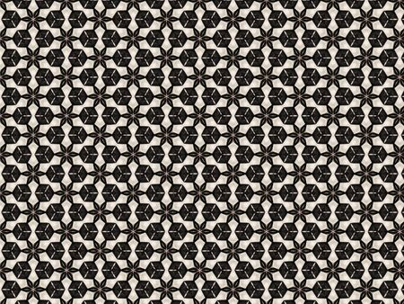 Background white graphic decor geometric pattern black ornate style background Stok Fotoğraf
